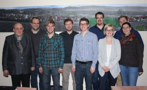 JU Wemding - Vorstandschaft 2015